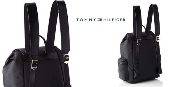 Mochila Tommy Hilfiger Recycled Nylon Backpack para mujer oferta en Amazon