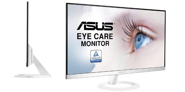 "Monitor para PC ASUS VZ279HE-W Full HD IPS de 27"" barato en Amazon"