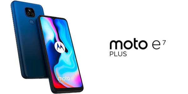 """Motorola Moto E7 Plus de 6,5"""""""