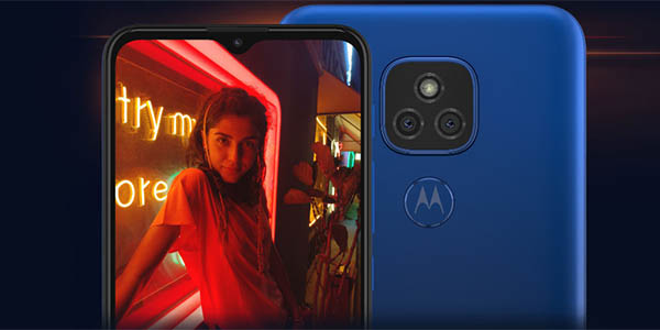 "Motorola Moto E7 Plus de 6,5"" en Amazon"