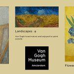 Museo Van Gogh Ámsterdam visita virtual gratis