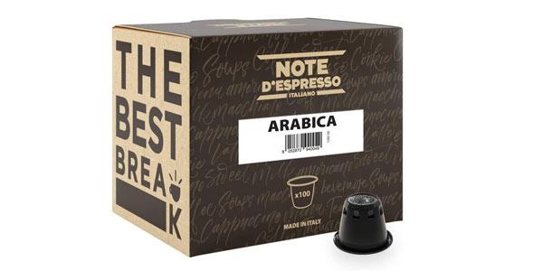 Note Despresso Arabica chollo Amazon