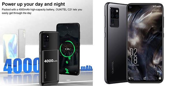 Oukitel C21 Android 10 4GB 64GB chollo