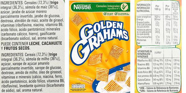 Pack x12 Cereales Nestlé Golden Grahams de 420 g barato