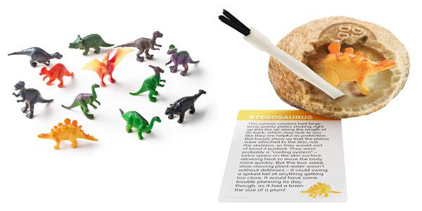 Pack 12 Huevos de Dinosaurio Únicos chollo en Amazon