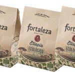 Pack x3 Café Fortaleza Etiopía ecológico de 250 gr/ud barato en Amazon