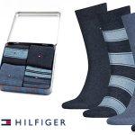 Pack x4 pares de calcetines Tommy Hilfiger para hombre baratos en Amazon