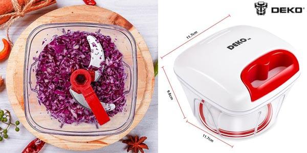 Triturador de verduras perfecto para ajo y jengibre oferta en AliExpress