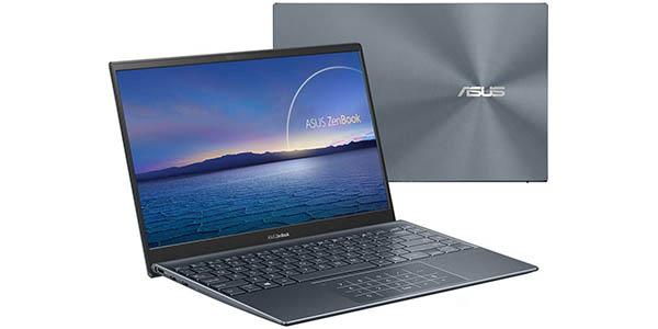 "Portátil ASUS ZenBook 14 UX425EA-HM038T de 14 "" FullHD barato"