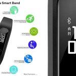 Pulsera deportiva Huawei Band 3e barata en Amazon