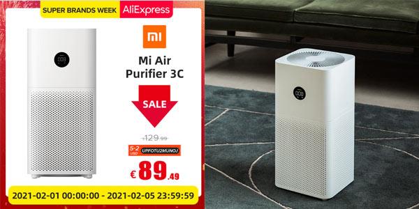 Purificador de aire Xiaomi Mijia Mi 3C barato en Amazon