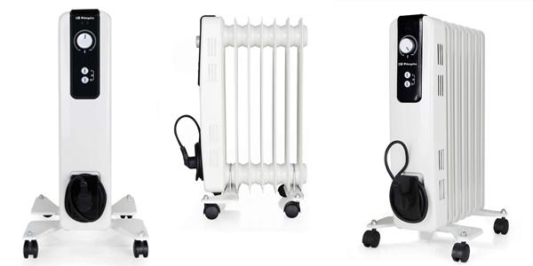 Radiador Orbegozo RH 1500W y 7 elementos barato en Amazon