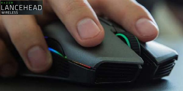 Ratón gaming Razer Lancehead Wireless barato en Amazon