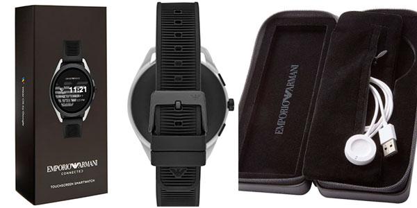 Smartwatch Emporio Armani Connected barato