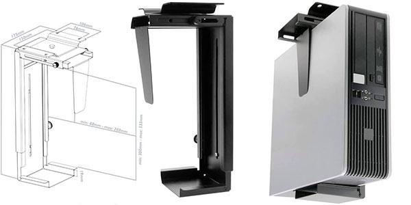 Soporte ajustable BeMatik para torre de ordenador barato