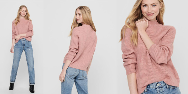 Suéter Only Onljade L/S Pullover Knt Noos para mujer barato en Amazon