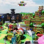 Super Nintendo World tour virtual