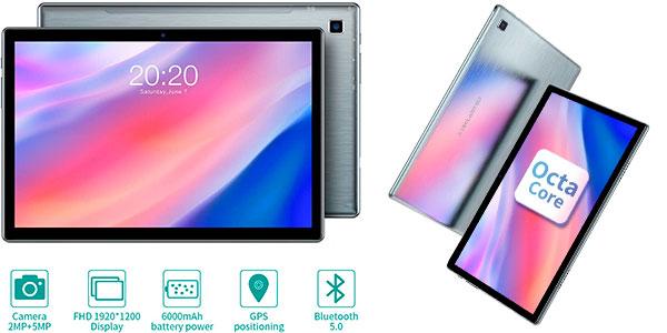"""Tablet Teclast P20HD de 10.1"""" 4 GB RAM + 64 GB ROM barata"""