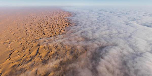 visita virtual Desierto de Namibia