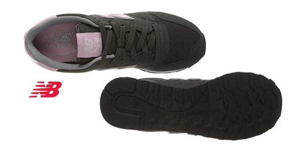 Zapatillas deportivas New Balance 500 para mujer chollazo en Amazon