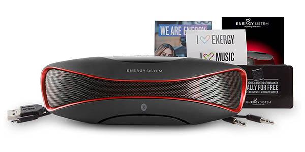 altavoz Energy Sistem Music Box BZ3 relación calidad-precio alta