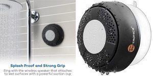 Altavoz Bluetooth TaoTronics para la ducha barato en Amazon