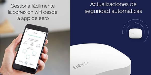 Amazon Eero Pro sistema WiFi de malla oferta