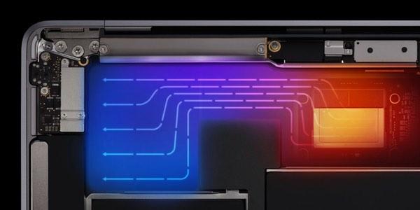 Macbook Air sin ventiladores