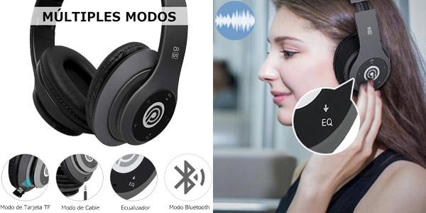 Auriculares Bluetooth Prtukyt 8S con cancelación de ruido chollo en Amazon