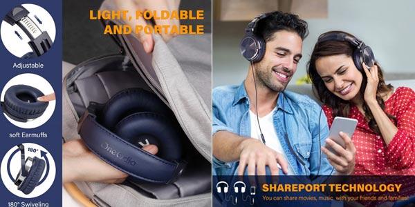 Auriculares OneOdio Pro-10 oferta en AliExpress