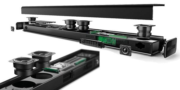 Barra de sonido TCL TS8011 con Fire TV 4K integrado chollo en Amazon