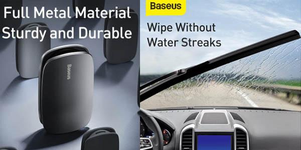 Baseus limpiaparabrisas universal coche oferta