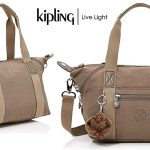 Bolso Kipling Art Mini para mujer barato en Amazon