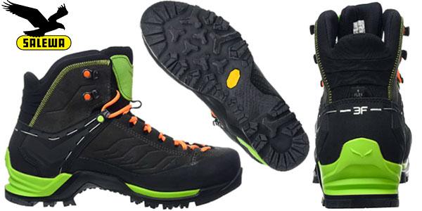 Botas de senderismo Salewa Mountain Trainer Mid GTX para hombre baratas