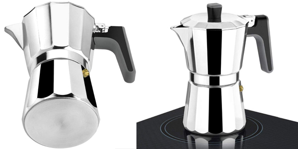 Cafetera italiana Bra Perfecta de 9 tazas oferta en Amazon