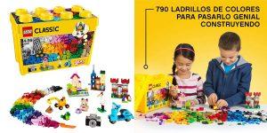 Caja Lego Classic barata