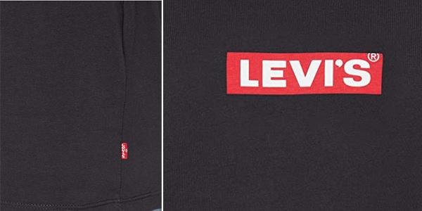 Camiseta Levi's Boxtab Graphic tee para hombre chollo en Amazon