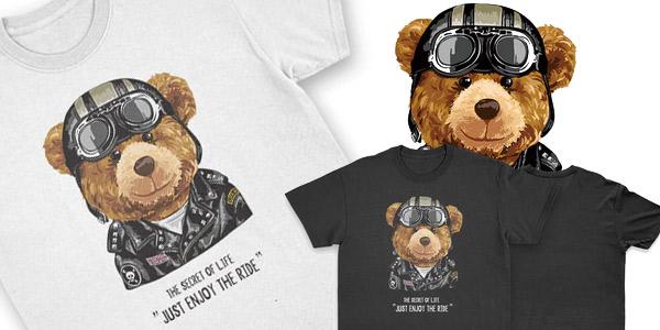 Camisetas moteras ExtFine 100% algodón para hombre baratas en AliExpress
