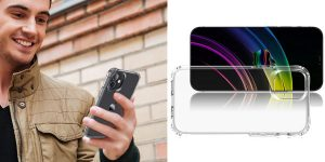 Fundas transparentes para iPhone baratas en AliExpress