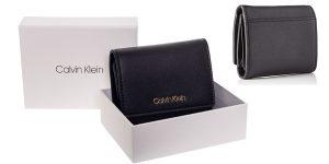 Cartera Calvin Klein Wallets original barata en Amazon