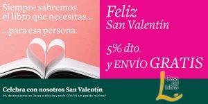 Casa del Libro promoción San Valentín 2021