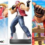 Reserva Amiibo Terry Bogard de Super Smash Bros