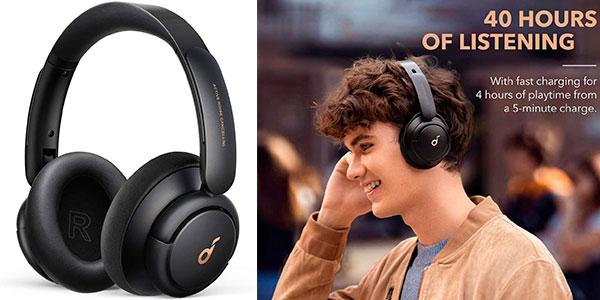 Chollo Auriculares Anker Soundcore Life Q30