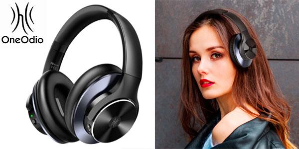 Chollo Auriculares OneOdio A10 Bluetooth 5.0 con cancelación de ruido