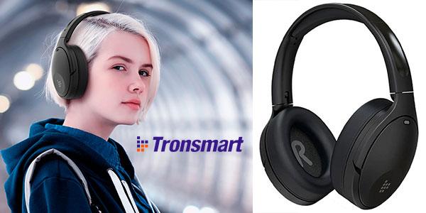 Chollo Auriculares Tronsmart Apollo Q10 con Bluetooth 5.0 y cancelación de ruido