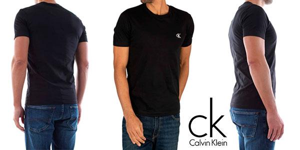 Chollo Camiseta Calvin Klein Essentials para hombre