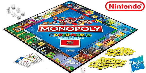 Chollo Monopoly Super Mario ¡Celebración!