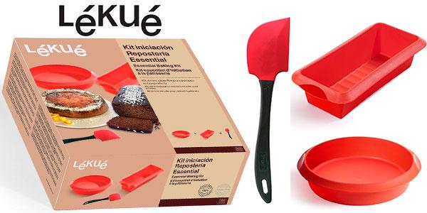 Chollo Kit de iniciación de repostería Lékué Essential