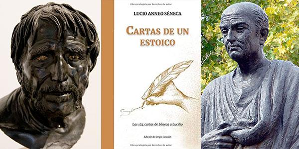"""Chollo Libro """"Cartas de un estoico: Las 124 cartas de Séneca a Lucilio"""" en tapa blanda"""