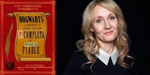 """Chollo Libro """"Hogwarts: una guía incompleta y poco fiable"""" en versión Kindle"""